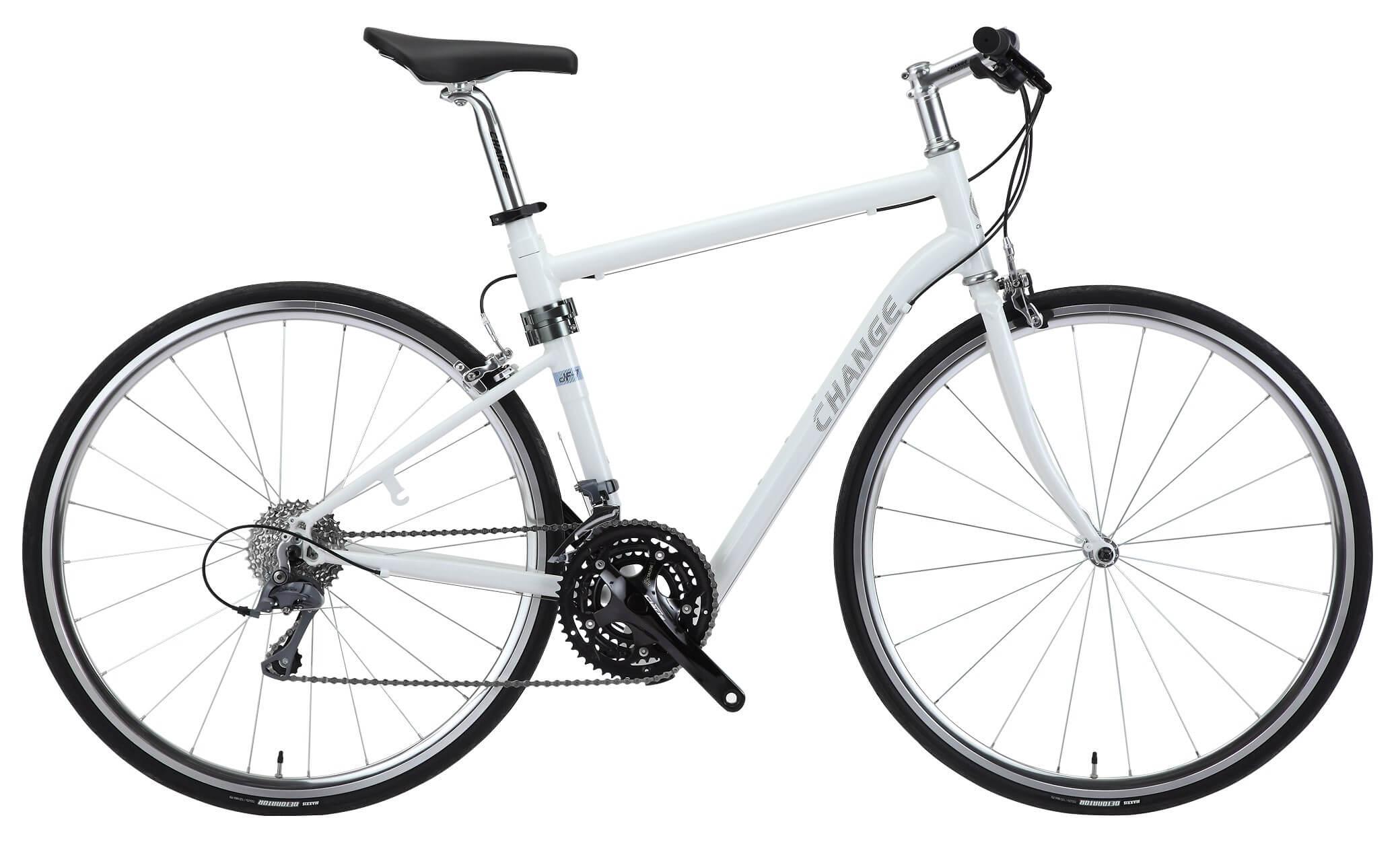 Lightweight Folding Commuter Bike