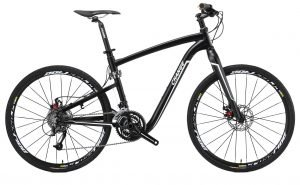 Lightweight Foldable Hybrid Bike