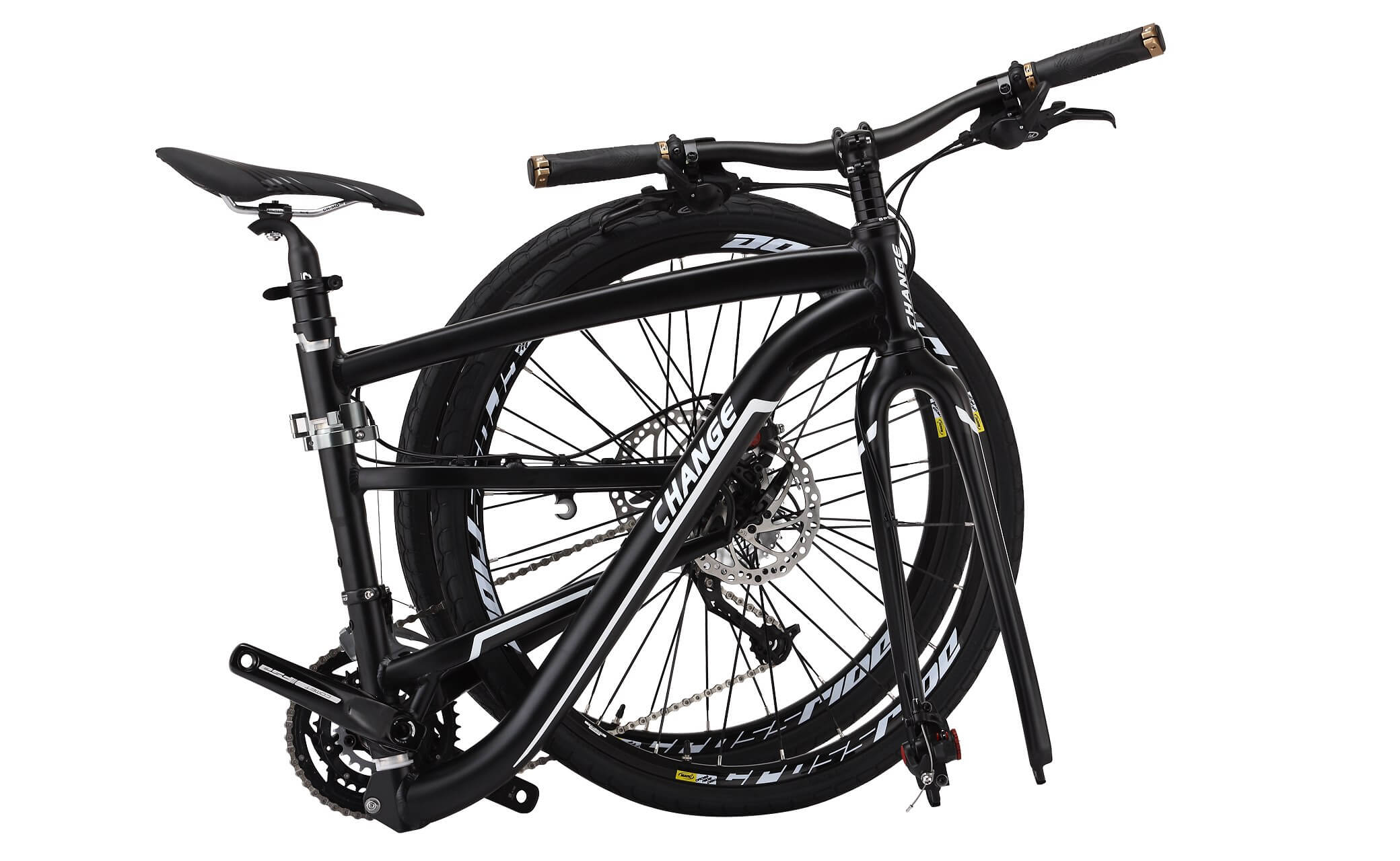 Lightweight Amp Foldable Bikes With Great Gearing Flatbike
