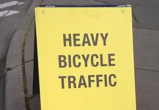 6.Heavy traffic