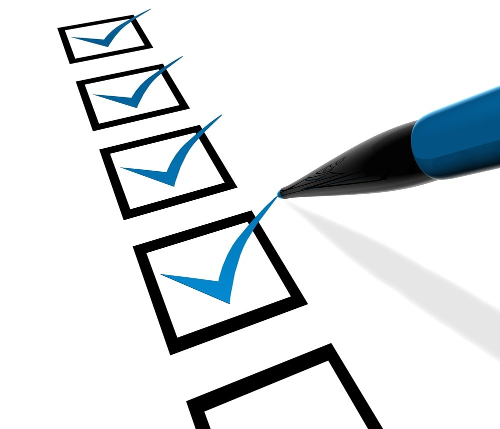 Caveat emptor and the 10-point quality check