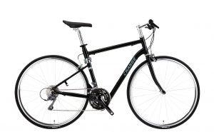 DF-702 Black Bike Open