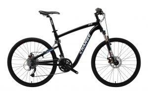 DF 609 Black Bike Open