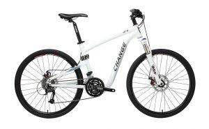 Lightweight Folding Mountain Bike
