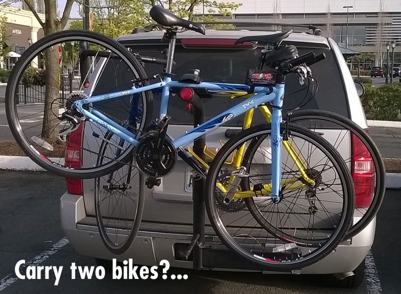 Carry Two Bikes