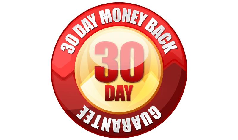 Flatbike Money Back Guarantee