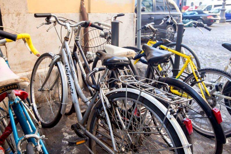 Bike Space Concerns
