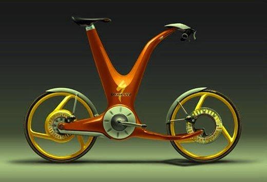 Wild Wednesday: outlandish concept bikes