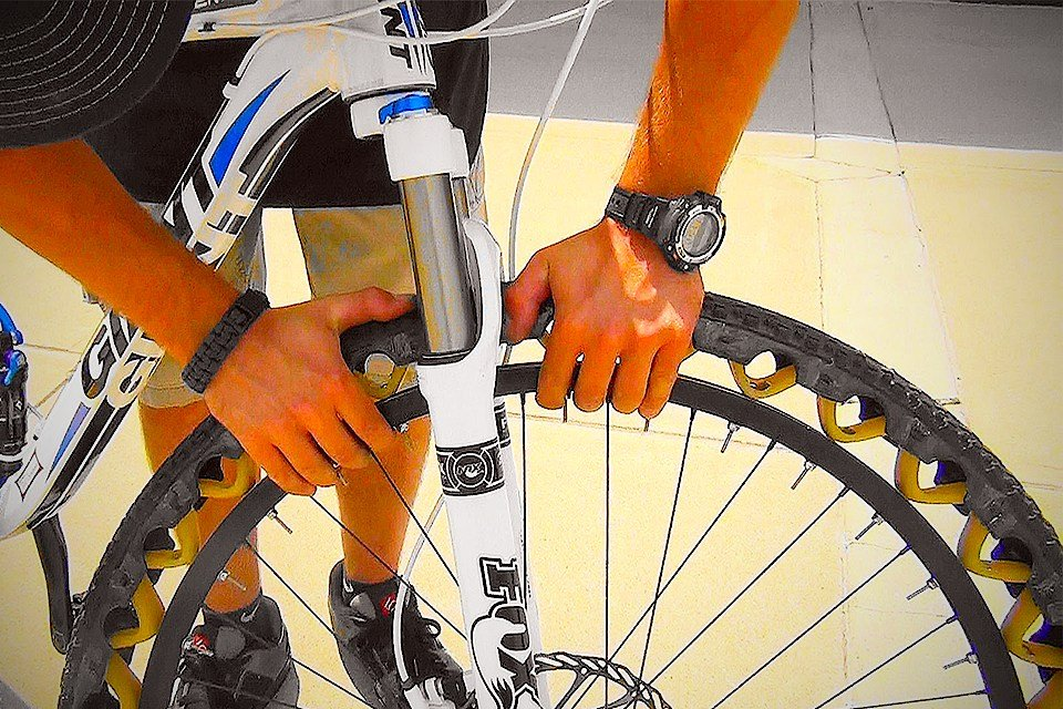 How to solve your tire problems forever