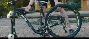 Evergreen MTB Unfolded Bike