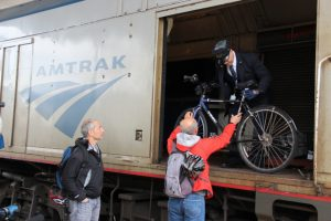 Amtrak Bicycle Shipping