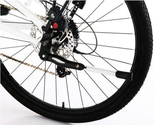 CHANGE axle-mounted kickstand