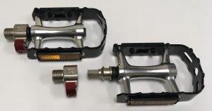 Pop-Off Flat Pedals