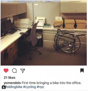 CHANGE bike