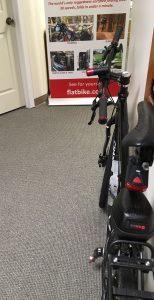 Flatten your bike