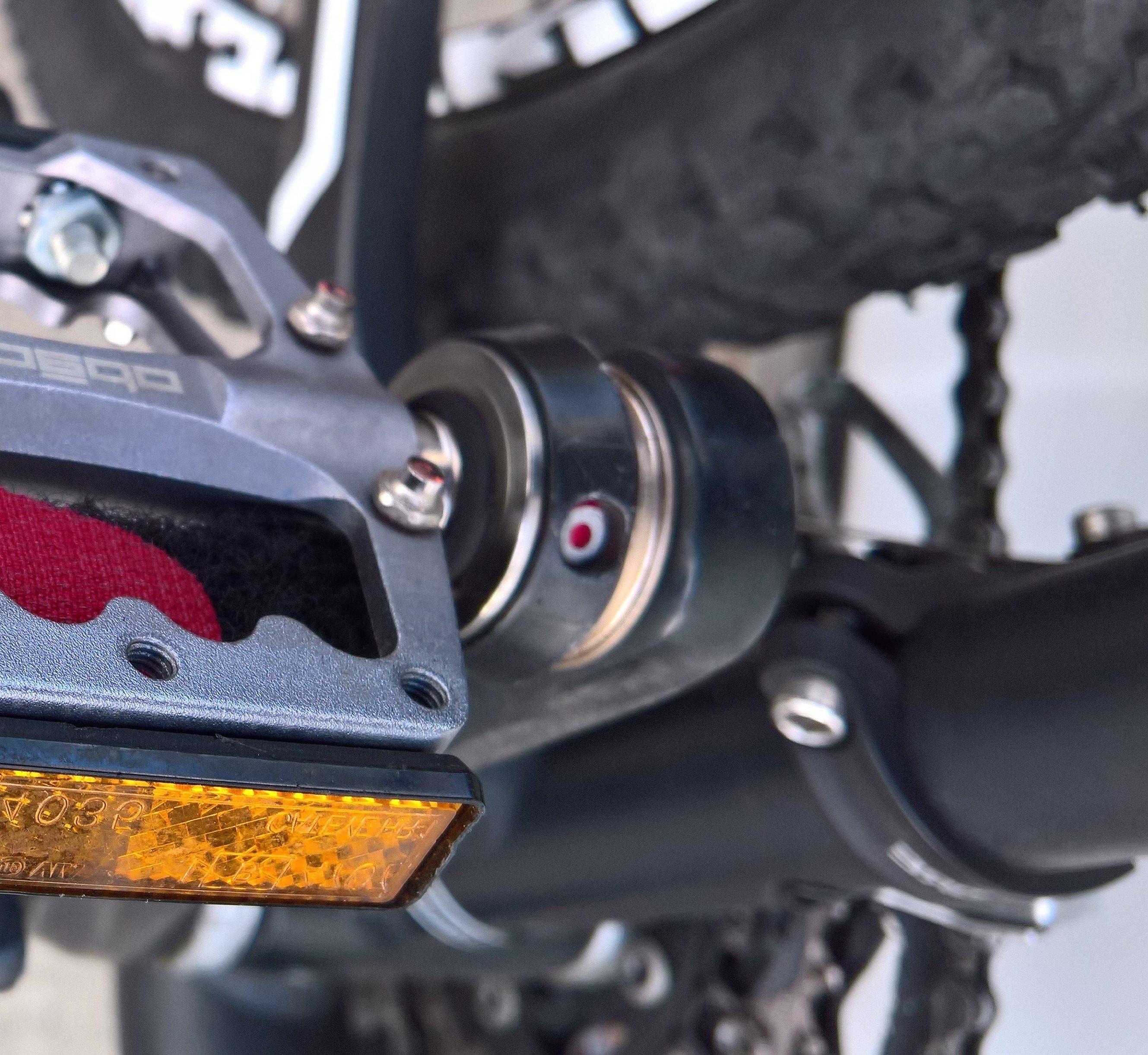 Customer feedback: the next generation pedal latch
