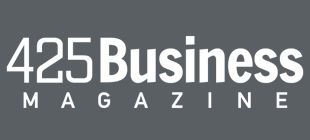 425 Business Magazine Logo