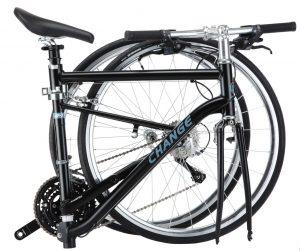 702B Folded Bike