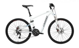 Change 609 Folding Mountain Bike