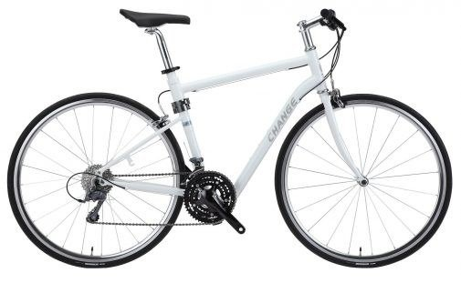 Change 702 Folding Commuter Hybrid Bike