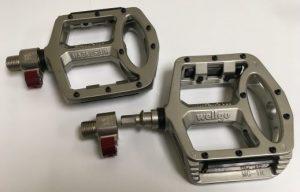 Pop-off MTB Pedals