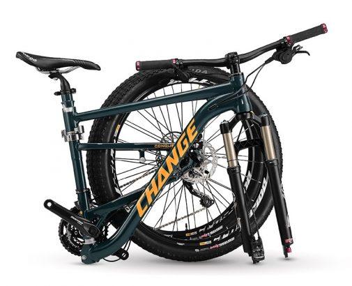 MTB folding bike 812 b2
