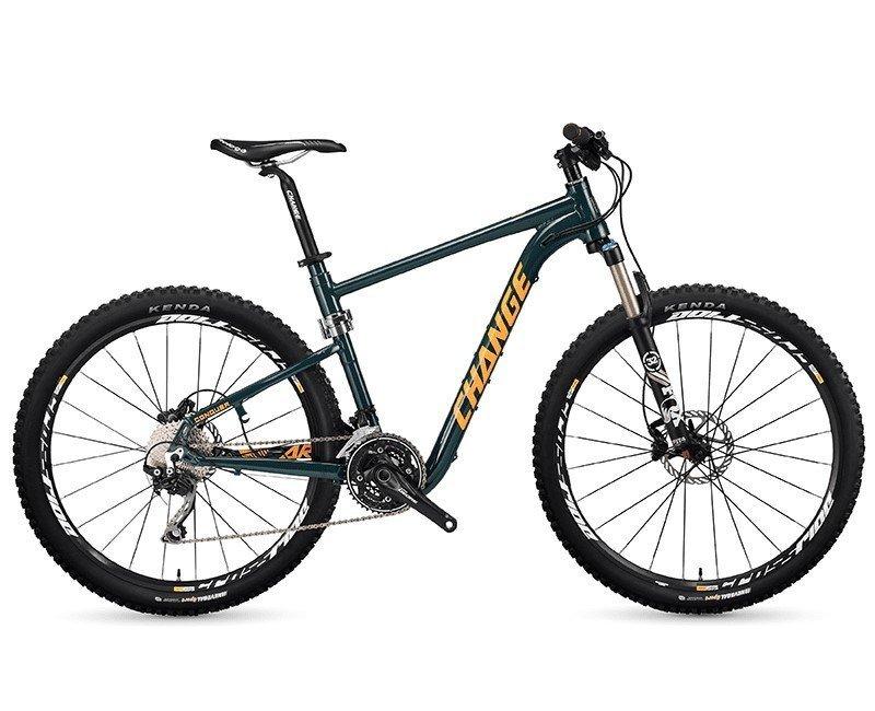 MTB folding bike 812