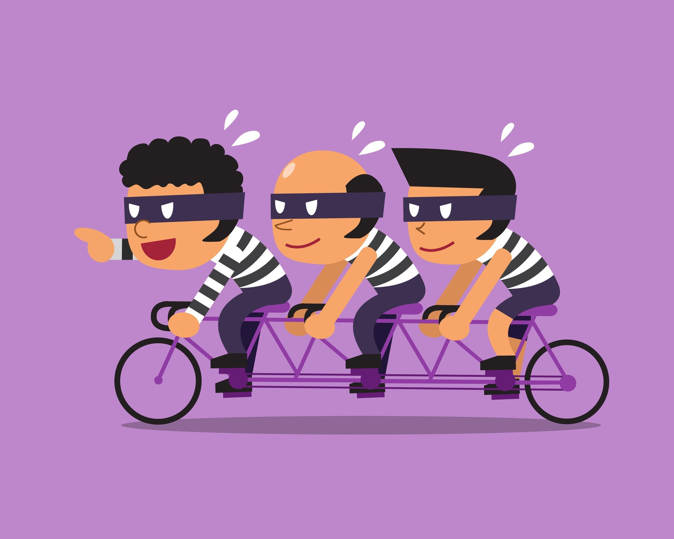 The Hidden Truth About Bike Theft