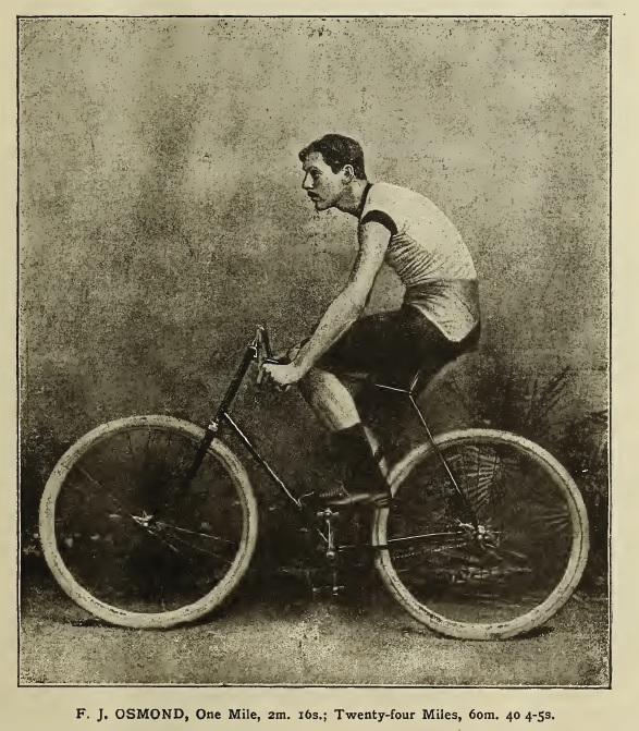The first safety bike
