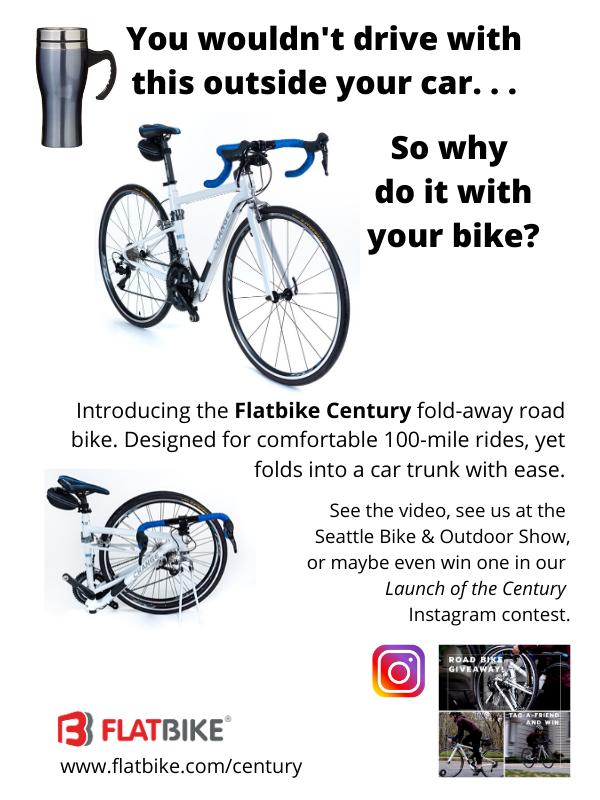 Flatbike Century introduction