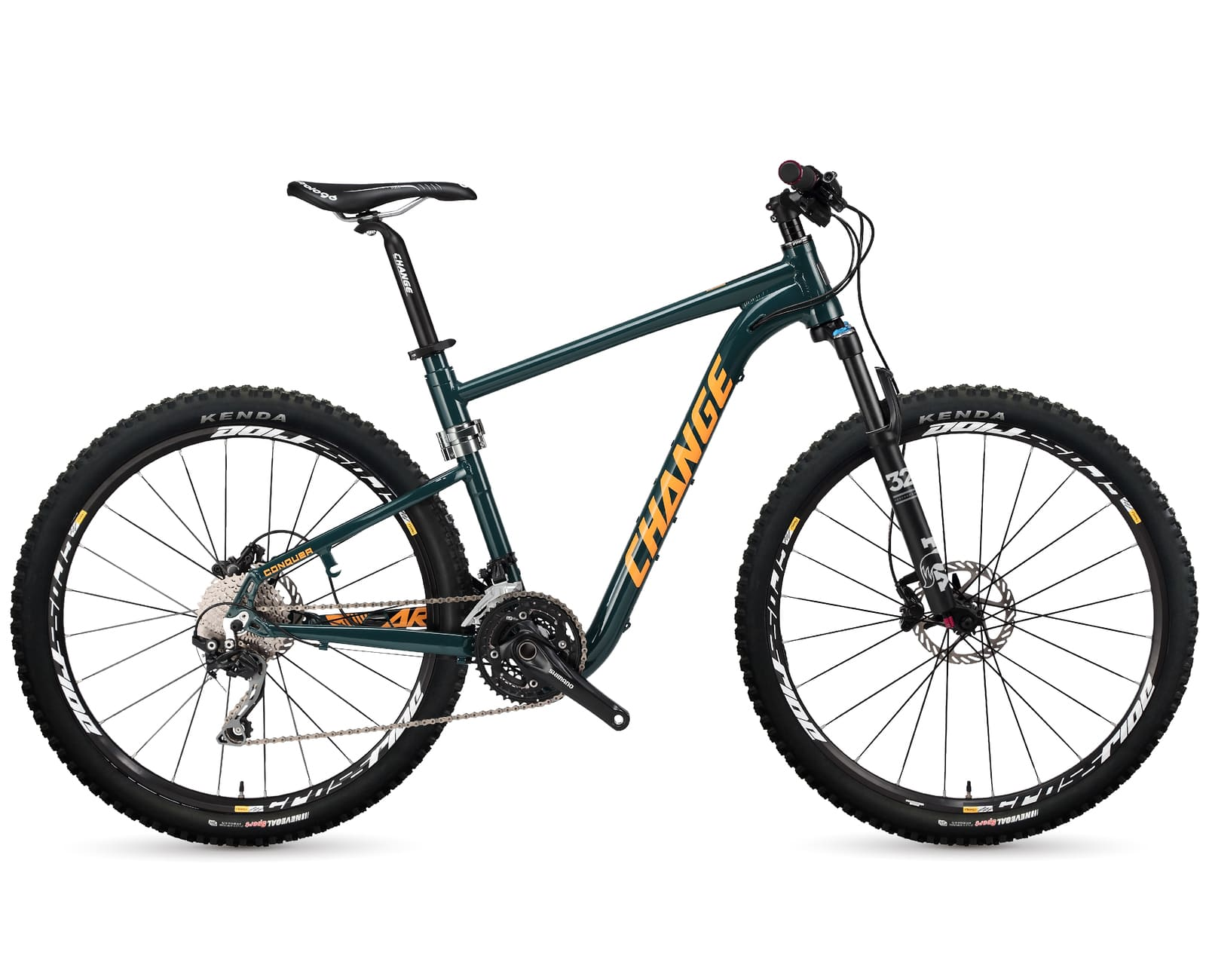 CHANGE 812 performance folding MTB