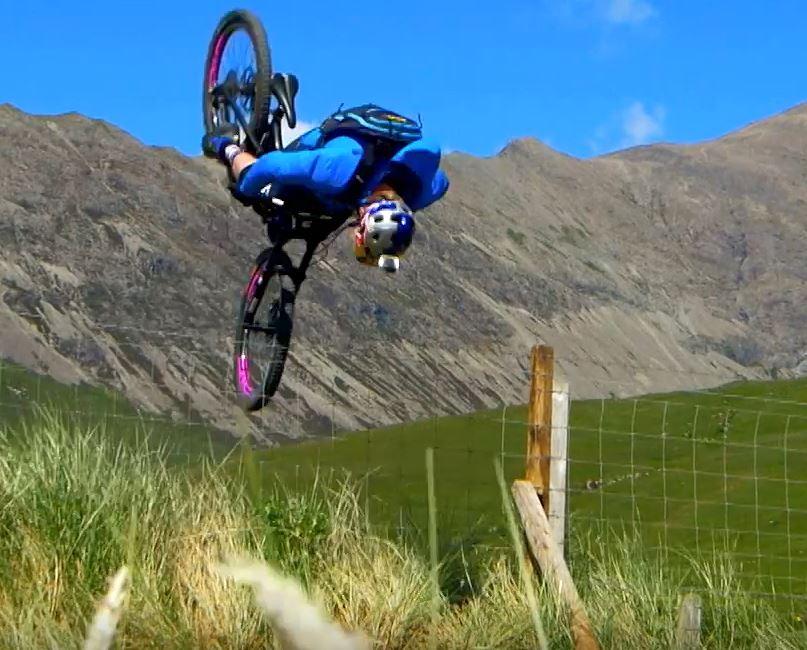 The insane biking skills of Danny MacAskill