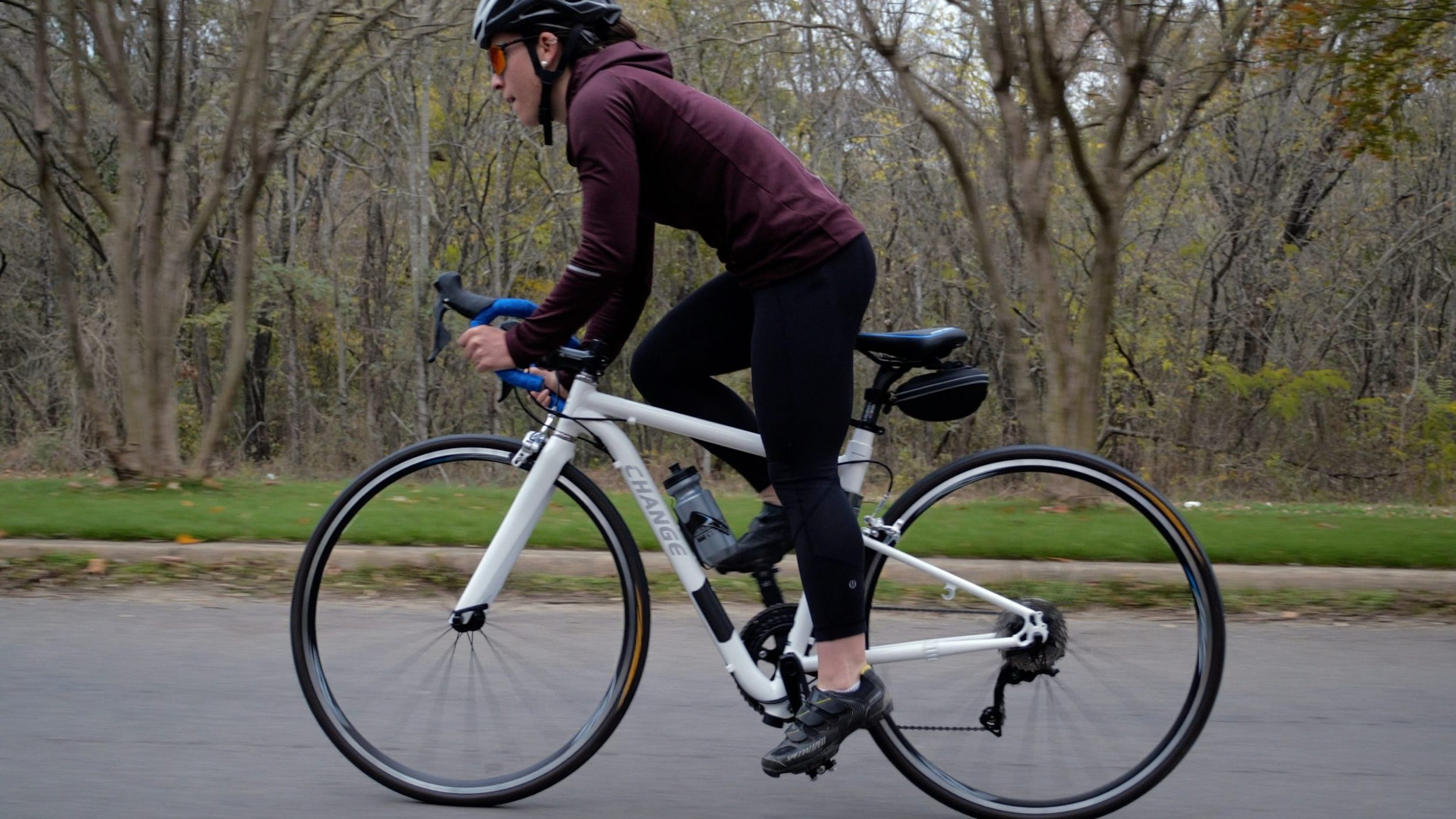 """Is biking the best response to """"social distancing""""?"""