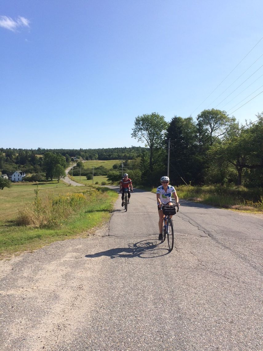 Greenway from Machias to Ellsworth