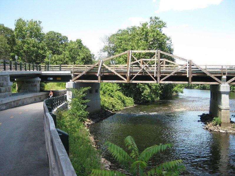 blackstone river bikeway