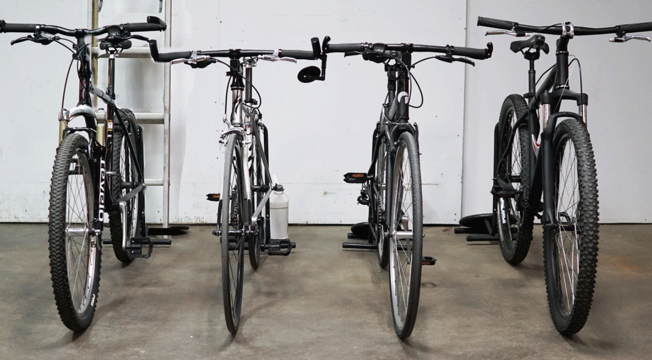 Bikes before THINstem