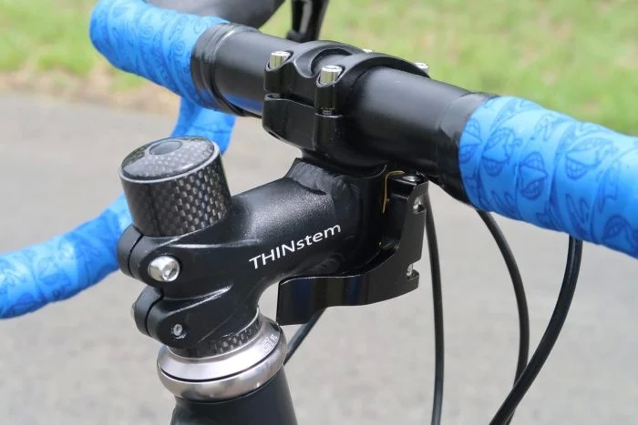 THINstem on a Flatbike Century