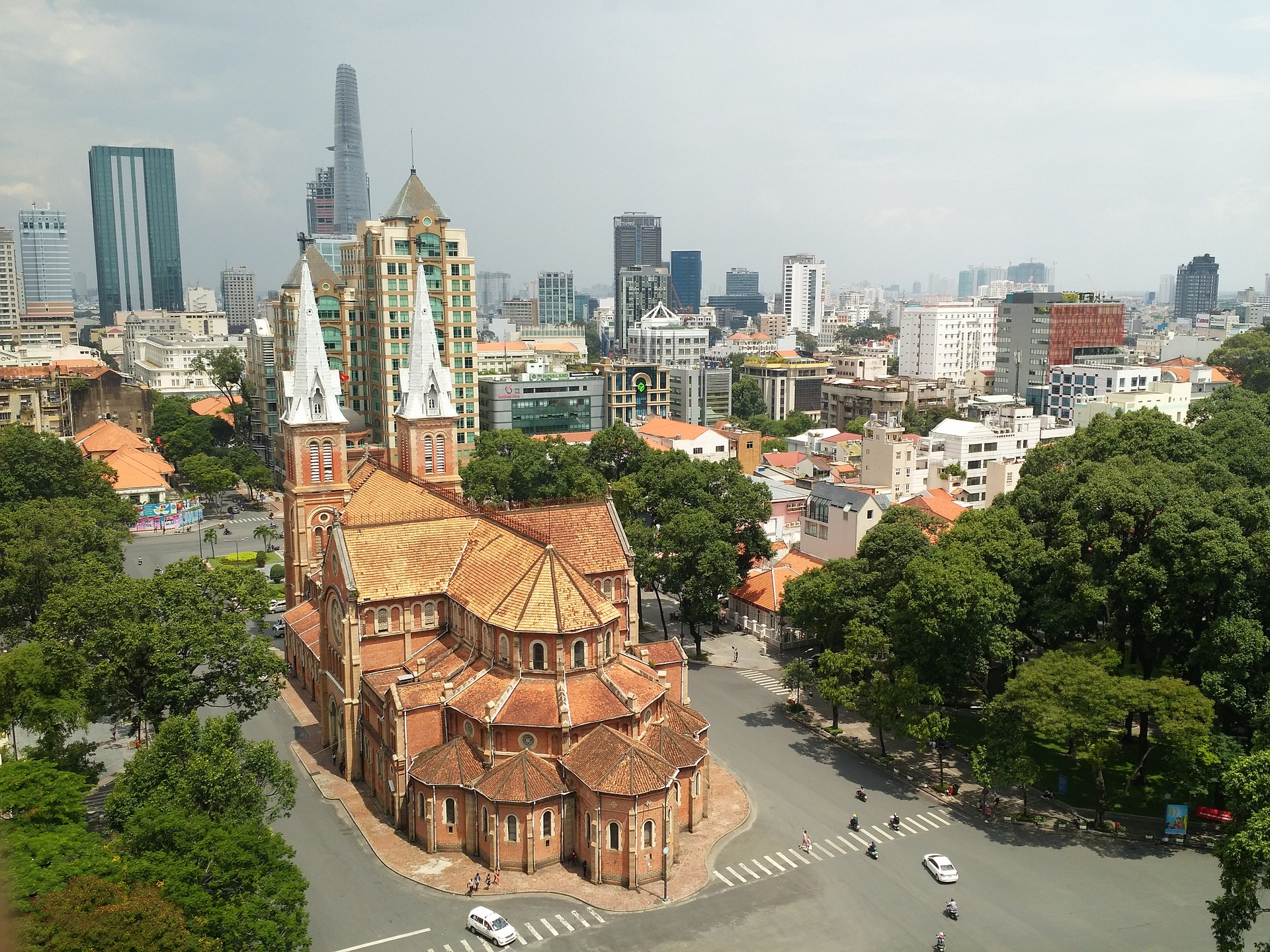 Cathedral of Saigon