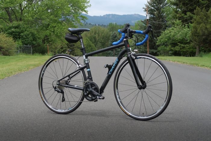 Flatbike Century folding road bike