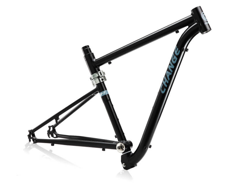 Change 733 frame unfolded