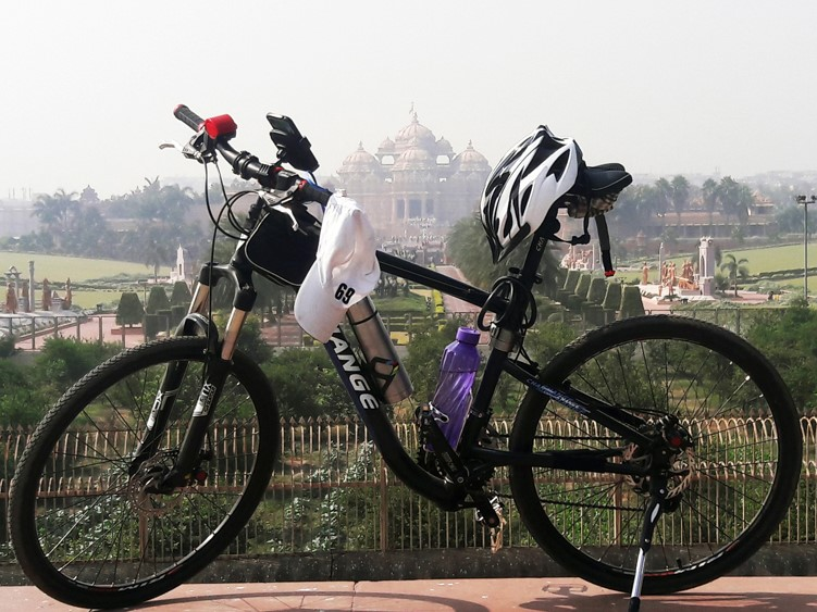 CHNBE bike in India
