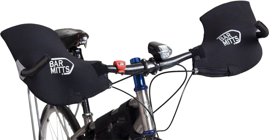 Bar Mitts for winter riding