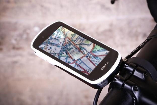 Garmin cycling computer