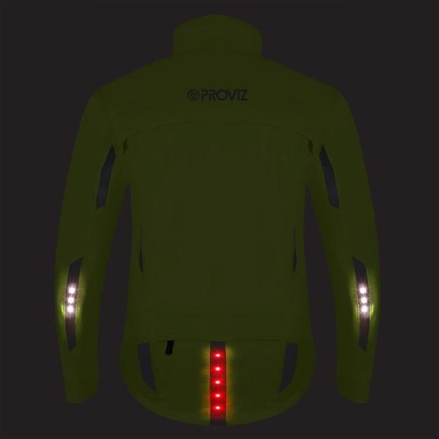Nightrider LED jacket