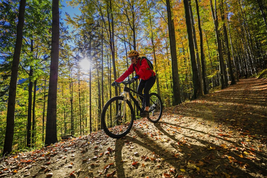 motivation to ride: riding for beauty