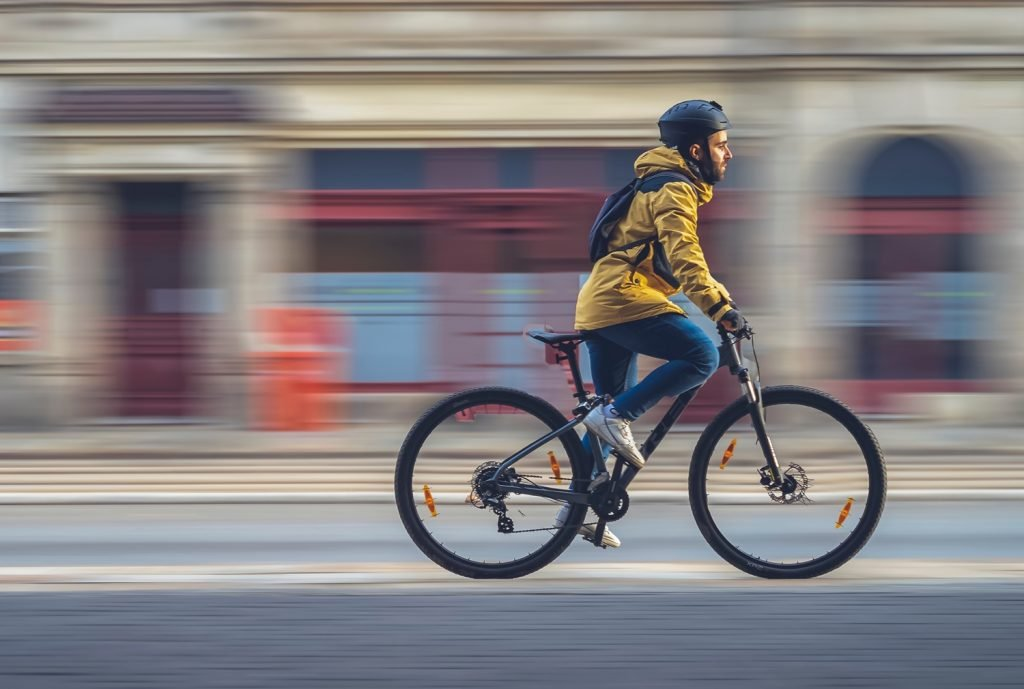 motivation to ride: commuting